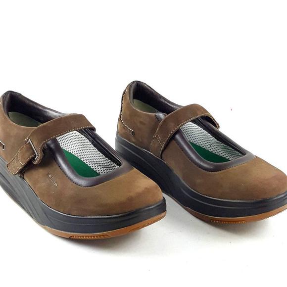 7205ffa03cd3 MBT Shoes - MBT KAYA Mary Jane Walking Shoes Toning Women s